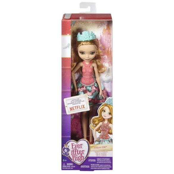 Ever After High Papusa Ashlynn Ella 5