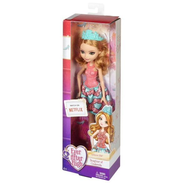 Ever After High Papusa Ashlynn Ella 6