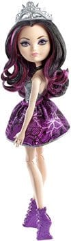 Ever After High Papusa Raven Queen