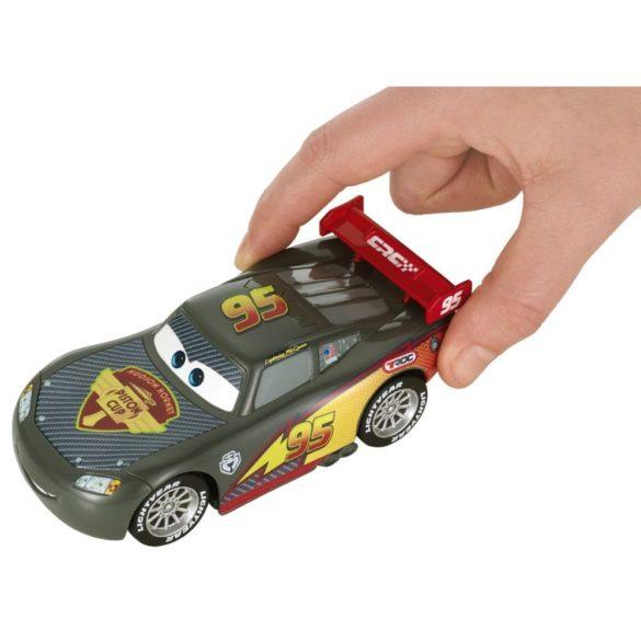 Masinuta Disney Cars Curba in Viteza Lightning McQueen 2