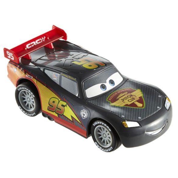 Masinuta Disney Cars Curba in Viteza Lightning McQueen 3