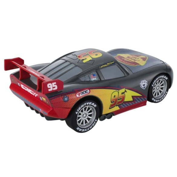 Masinuta Disney Cars Curba in Viteza Lightning McQueen 4
