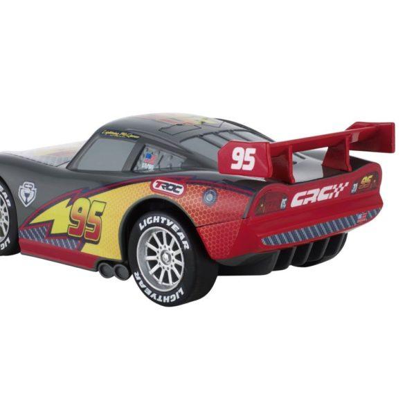 Masinuta Disney Cars Curba in Viteza Lightning McQueen 5