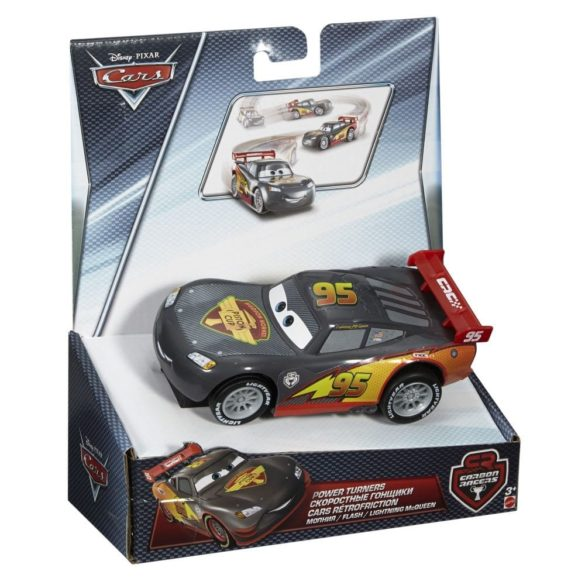 Masinuta Disney Cars Curba in Viteza Lightning McQueen 6