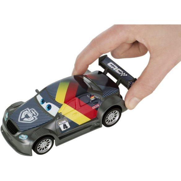 Masinuta Disney Cars Curba in Viteza Max Schnell 2
