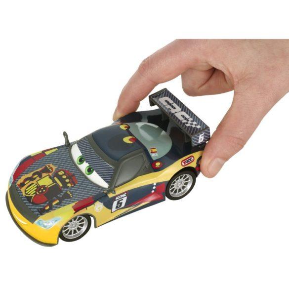 Masinuta Disney Cars Curba in Viteza Miguel Camino 2