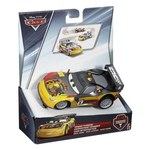 Masinuta Disney Cars Curba in Viteza Miguel Camino 5
