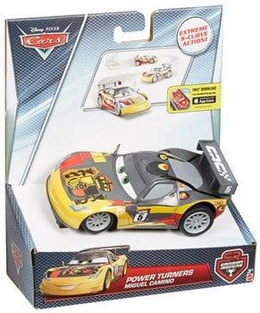 Masinuta Disney Cars Curba in Viteza Miguel Camino
