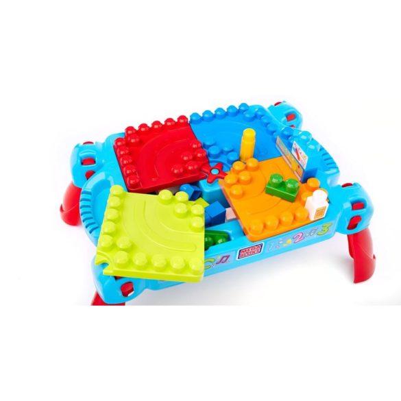 Mega Bloks Masa de Construit si Invatat 4