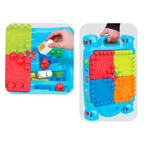 Mega Bloks Masa de Construit si Invatat 5