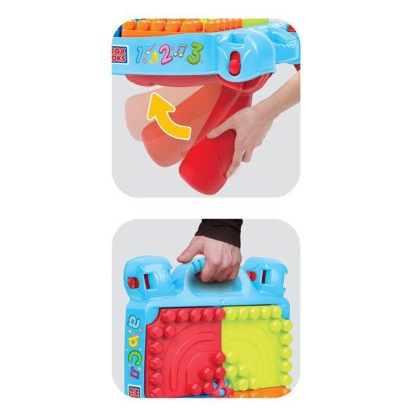 Mega Bloks Masa de Construit si Invatat 6