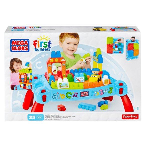 Mega Bloks Masa de Construit si Invatat 7