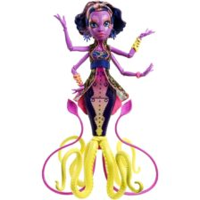 Monster High Marele Recif Papusa Kala Mer'ri