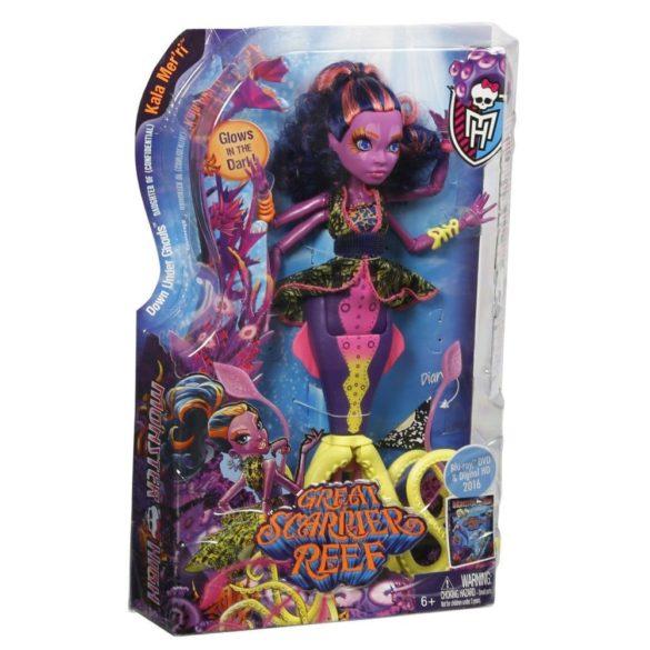 Monster High Marele Recif Papusa Kala Merri 6