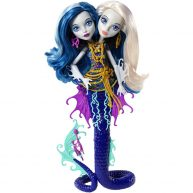 Monster High Marele Recif Papusa Peri & Pearl Serpentine