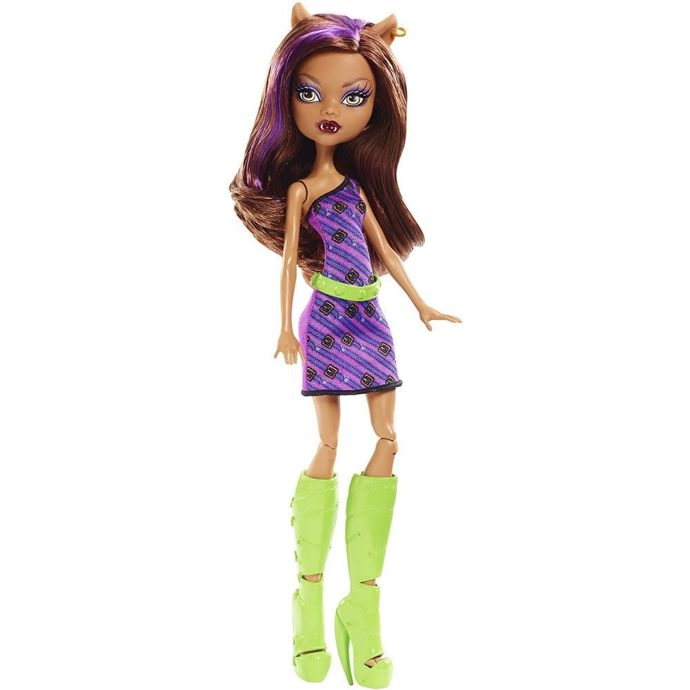 monster high papusa clawdeen wolf. Black Bedroom Furniture Sets. Home Design Ideas