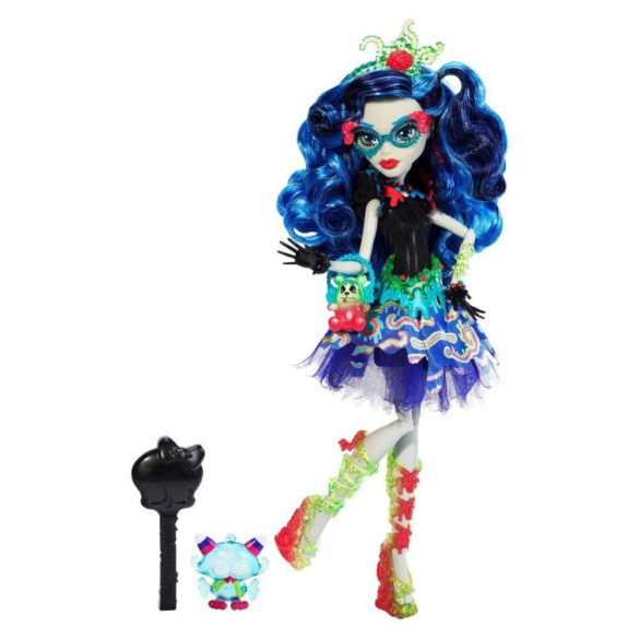 Monster High Sweet Screams Papusa Ghoulia Yelps