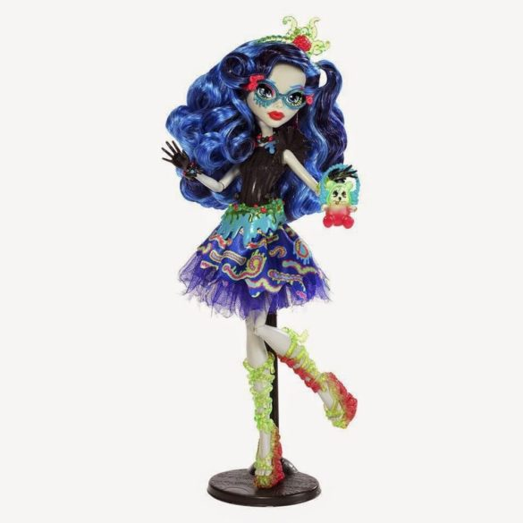 Monster High Sweet Screams Papusa Ghoulia Yelps 2