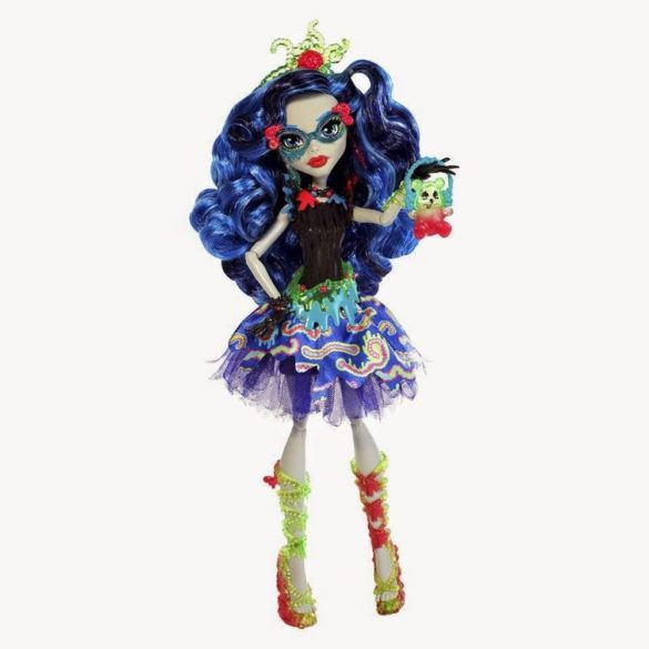 Monster High Sweet Screams Papusa Ghoulia Yelps 3