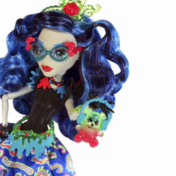 Monster High Sweet Screams Papusa Ghoulia Yelps 5