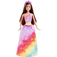 Papusa Barbie Printesa Curcubeu