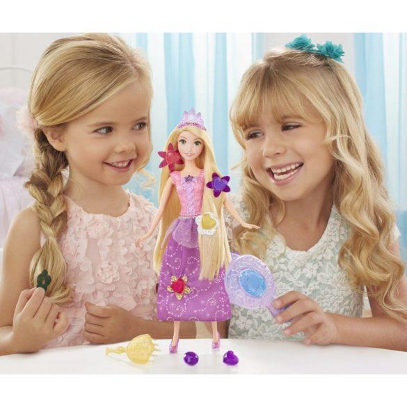 Papusa Rapunzel cu Parul lung si Accesorii 2