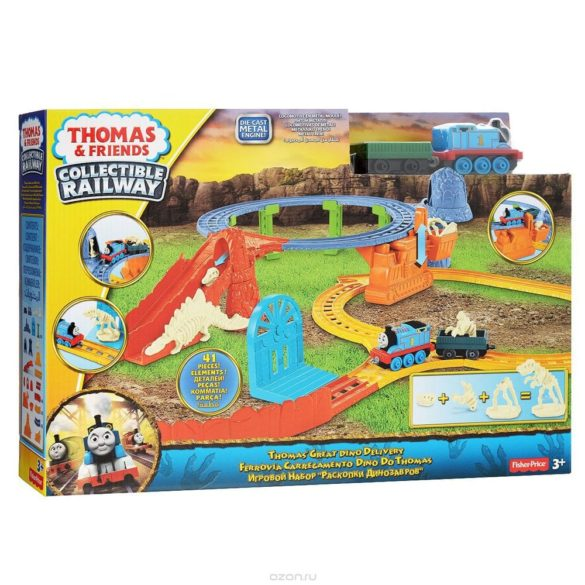 Thomas Prietenii Set de Joaca Dinozaur 8