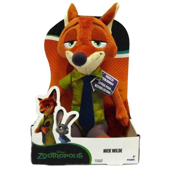 Zootropolis Plus cu Sunete Nick Wilde 2