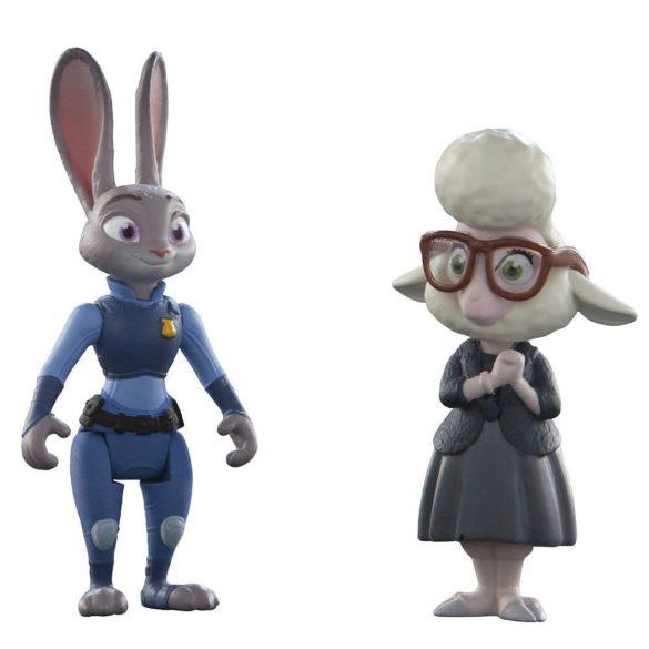 Zootropolis Set Figurine Judy Hopps si May Bellwether 1
