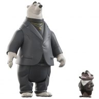 Zootropolis Set Figurine Mr. Big si Koslov