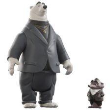 Zootropolis Set Figurine Mr. Big si Koslov
