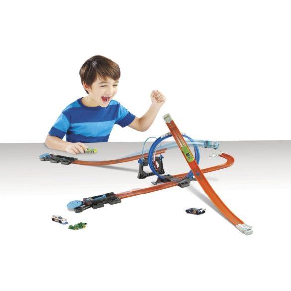 Hot Wheels Track Builder Pista de Baza