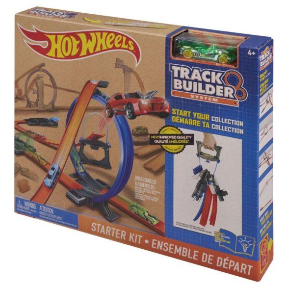 Hot Wheels Track Builder Pista de Baza 7