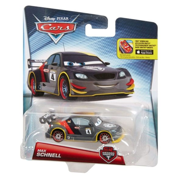Masinuta Cars Carbon Racers Max Schnell 6