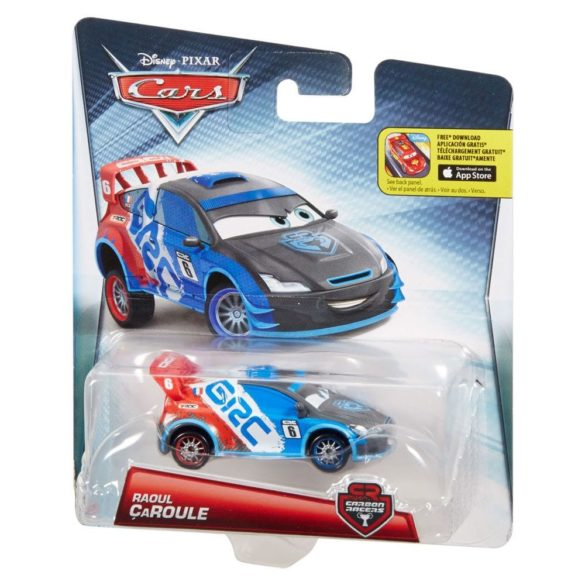 Masinuta Cars Carbon Racers Raoul Caroule 6