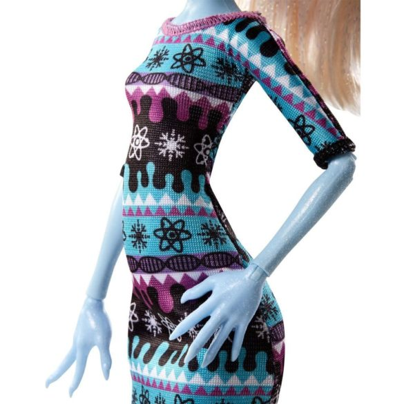 Monster High Geek Shriek Papusa Abbey Bominable 4