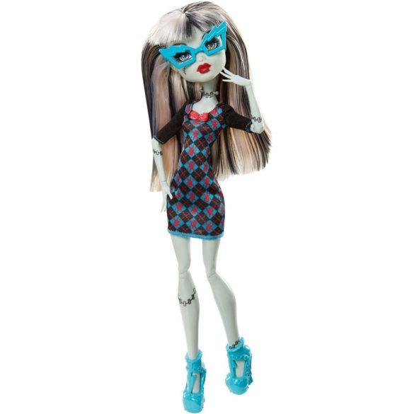 Monster High Geek Shriek Papusa Frankie Stein