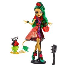 Monster High Gloom & Bloom Papusa Jinafire Long