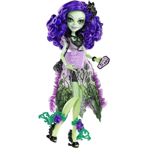 Monster High Papusa Amanita Nightshade
