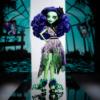Monster High Papusa Amanita Nightshade 5