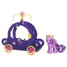 My Little Pony Caleasca de Vis Twilight Sparkle