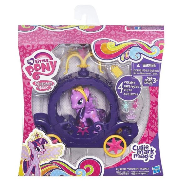 My Little Pony Caleasca de Vis Twilight Sparkle 7