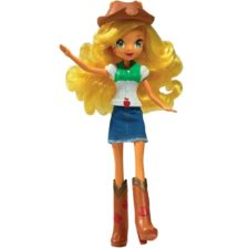 My Little Pony Equestria Girls Papusa Applejack