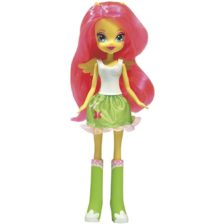 My Little Pony Equestria Girls Papusa Fluttershy