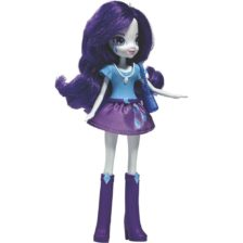 My Little Pony Equestria Girls Papusa Rarity
