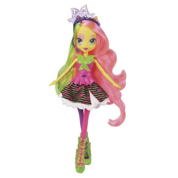 My Little Pony Rainbow Rocks Papusa Fluttershy 3