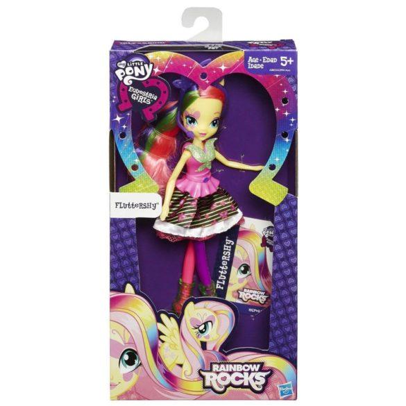 My Little Pony Rainbow Rocks Papusa Fluttershy 6