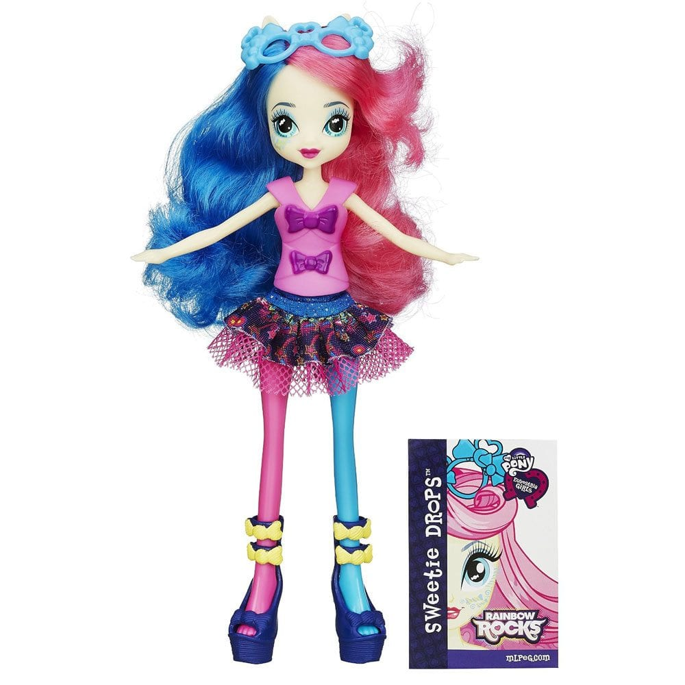Papusa Sweetie Drops Equestria Girls My Little Pony ...