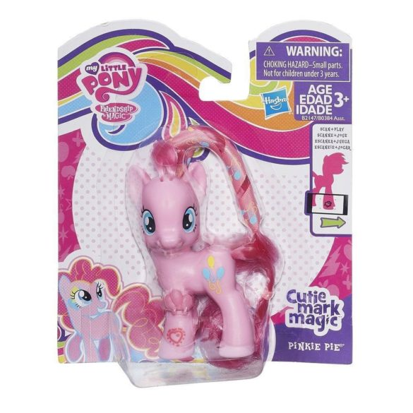Ponei My Little Pony Bratara Magica Pinkie Pie 2