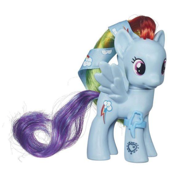 Ponei My Little Pony Bratara Magica Rainbow Dash